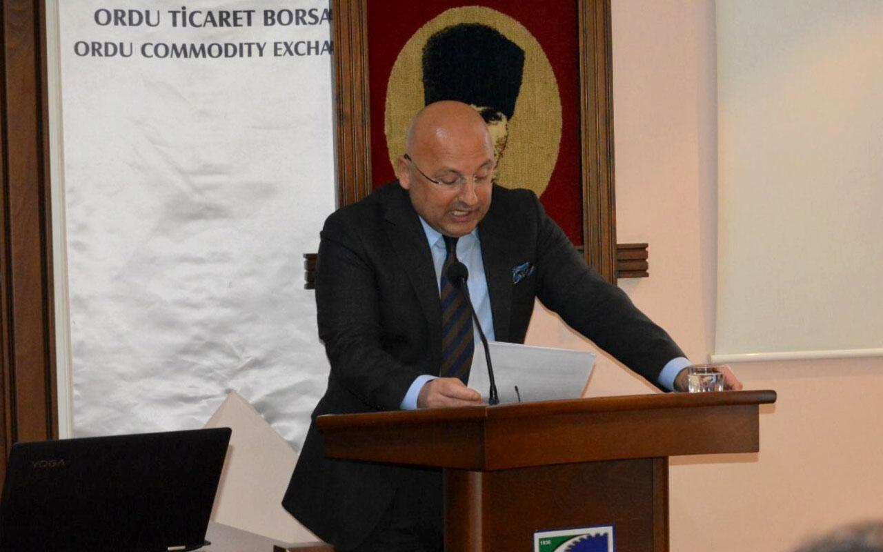 Tkdk Toplantısında Yönetim Kurulu Başkanımızın Konuşması
