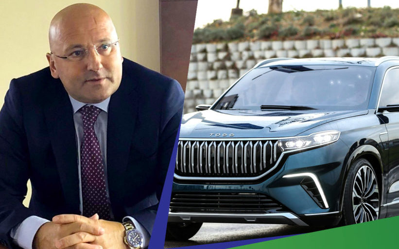 Support to the Domestic Car by our Chairman Mr. Ziver Kahraman